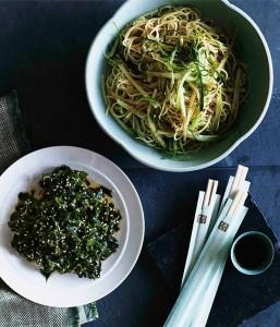 Wakame Seaweed Salad
