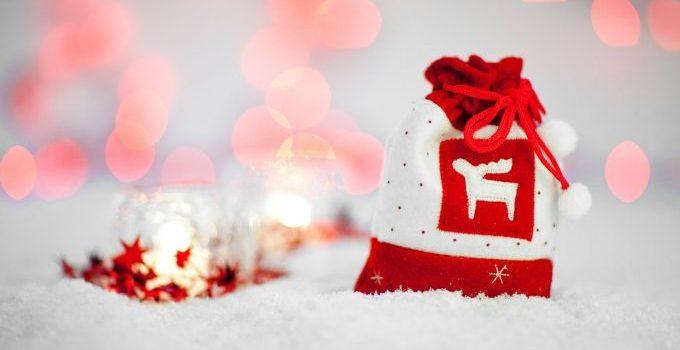office secret santa bag