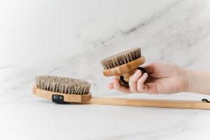 dishwashing bar brush
